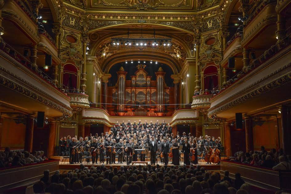 Choeur Cern Concert Genève